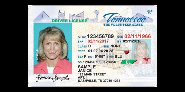 Wbir Weather And News >> wbir.com | Under 21 Tennessee licenses to be printed vertically in July 2018