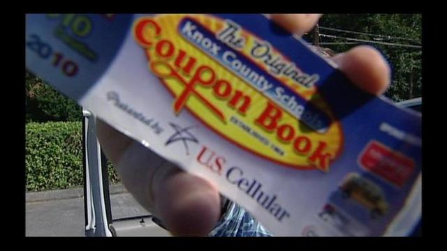 Knox county school coupon books 2018