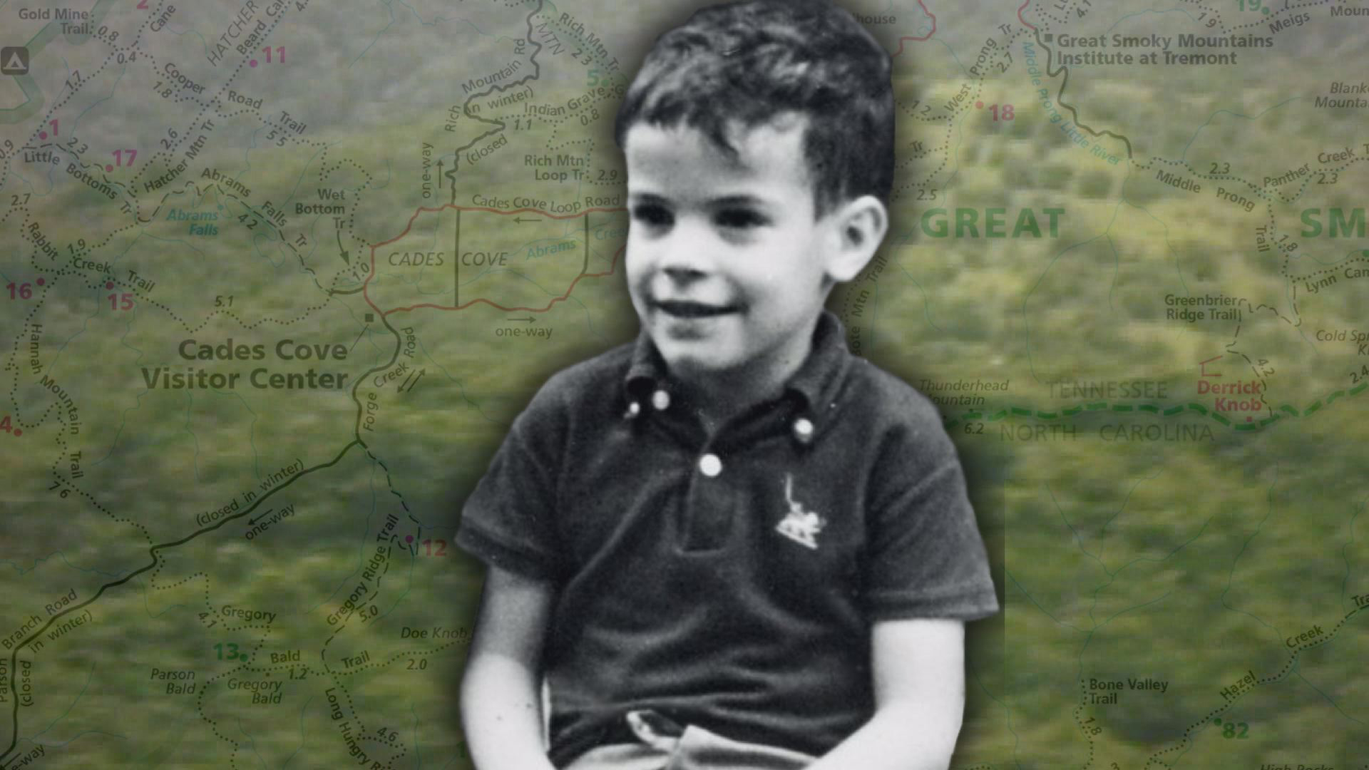 Wbir Weather And News >> wbir.com | Dennis Martin: Lost boy a 45-year Smoky Mountain mystery