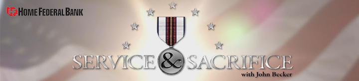 Service and Sacrifice Header