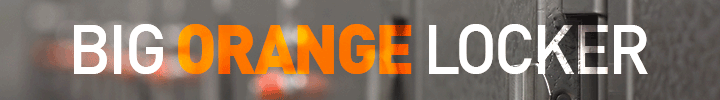 Big Orange Locker