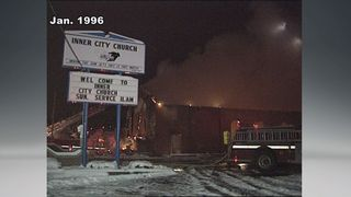 20 yrs: Inner City Church arson unsolved