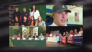 East TN athletes on Signing Day 2016