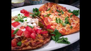 Soul Food Pizzas by Chef Jes Thomas