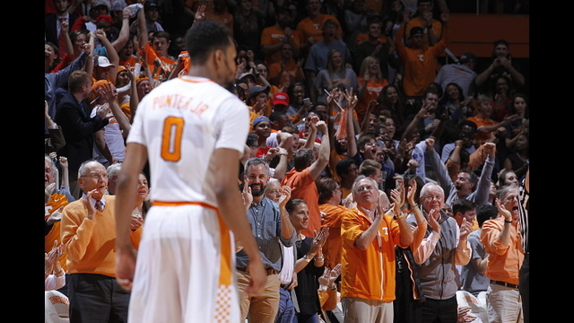Vols look for second straight SEC win