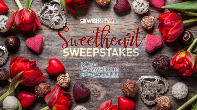 WBIR Sweetheart Sweepstakes
