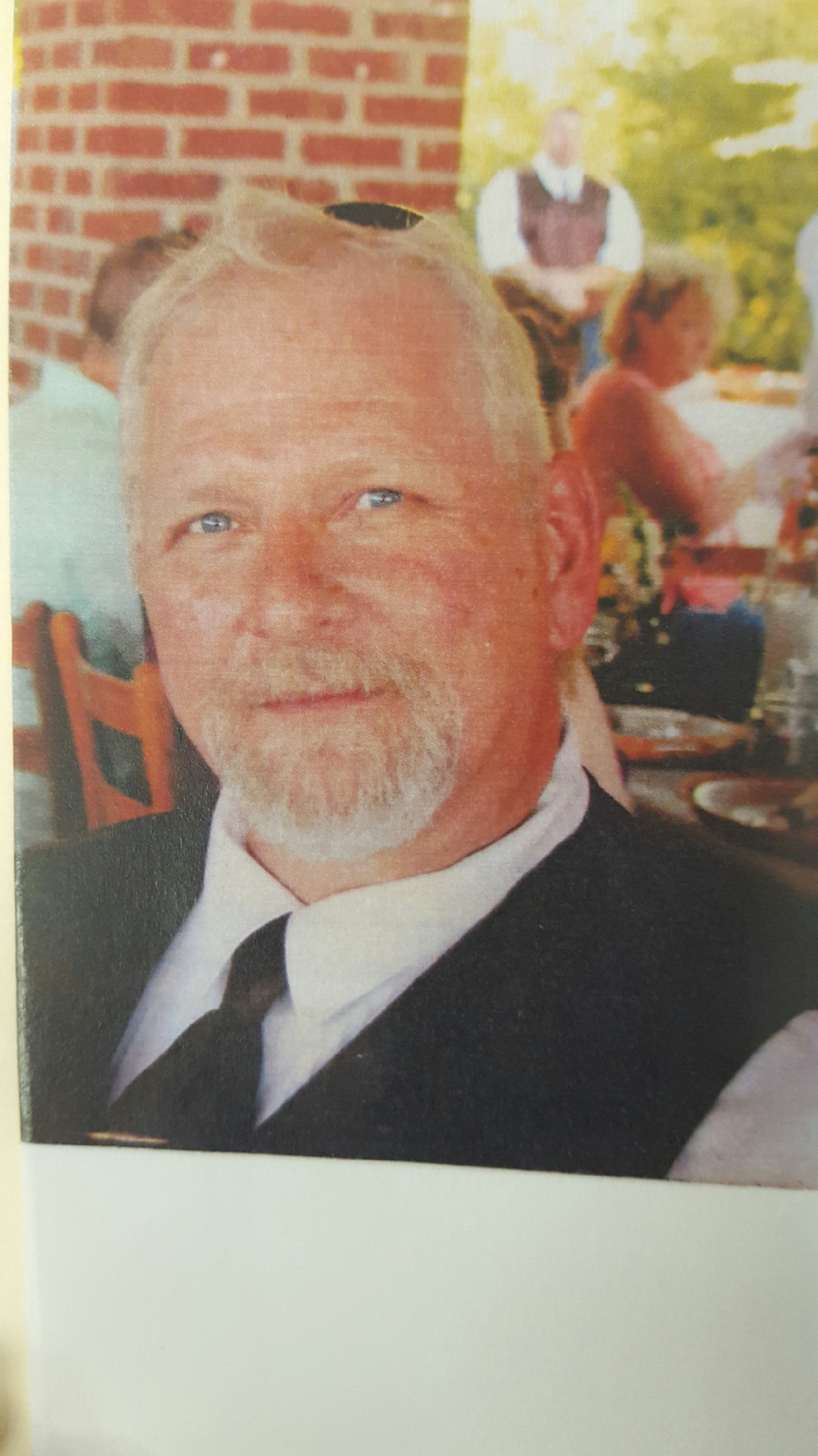 Search for missing man