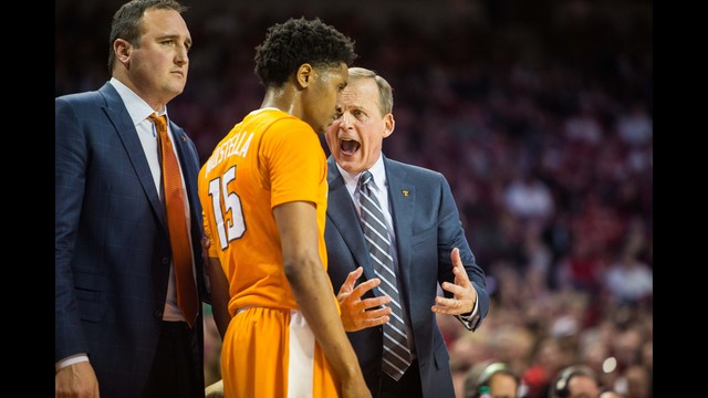 Vols look to get back to .500 on Tuesday