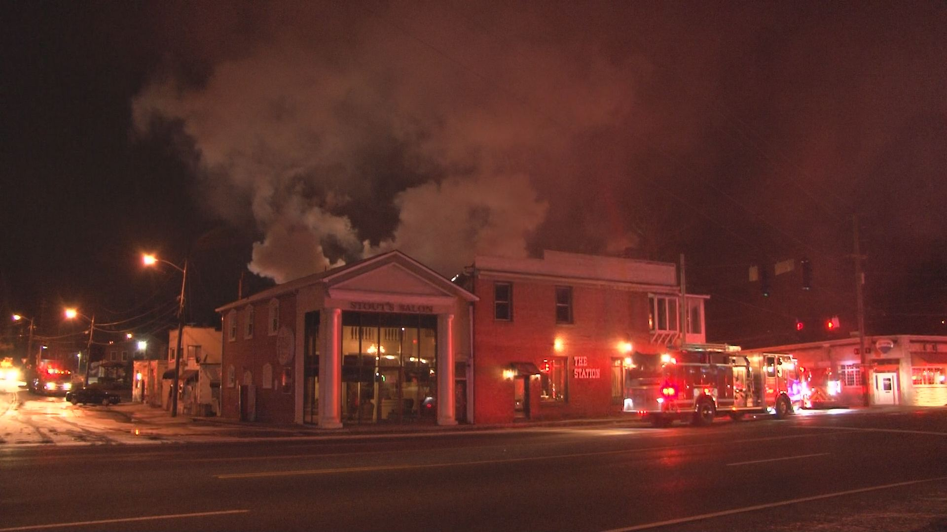 Fountain City's Creamery damaged by fire