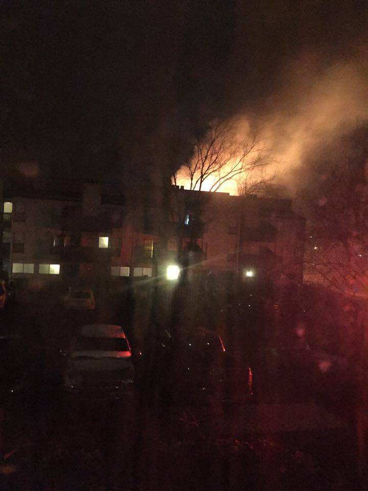 Fire damages west Knoxville apartment...