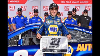 Chase Elliott becomes youngest on...