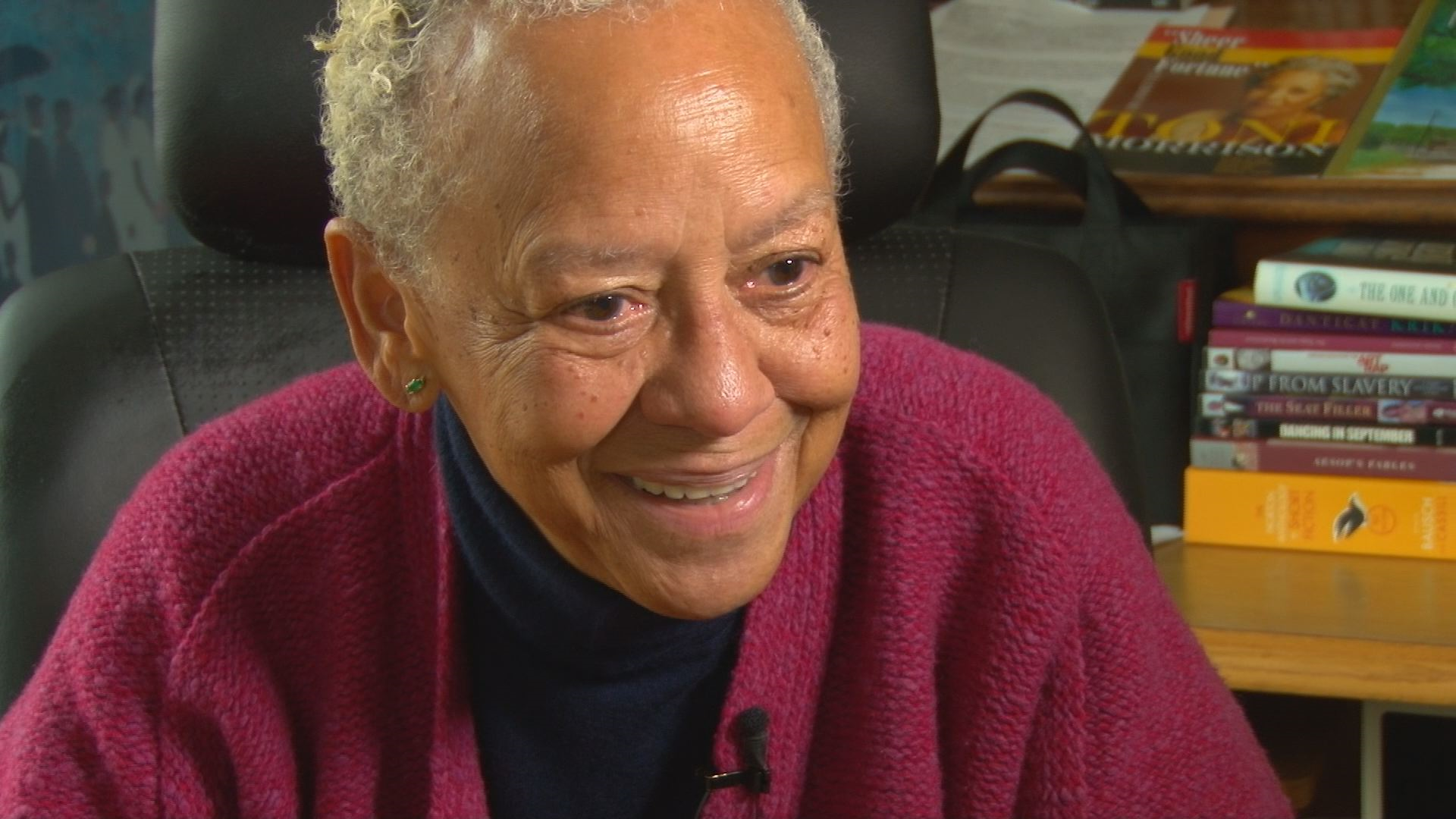 HomeGrown: Nikki Giovanni, poet, advocate and educator