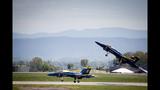 Smoky Mountain Air Show practice runs Friday