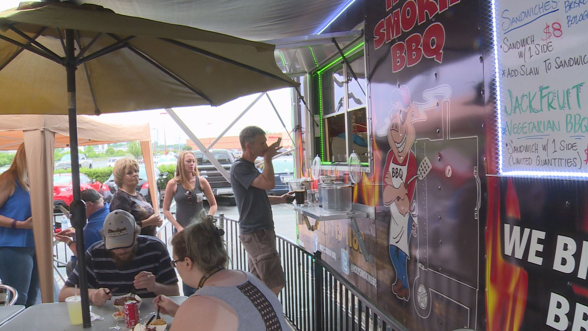 Maryville officials to discuss regulating food trucks