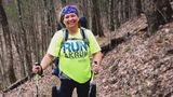 Paralyzed woman hikes Appalachian Trail