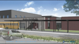 Renderings of Gibbs and Hardin Valley Middle Schools