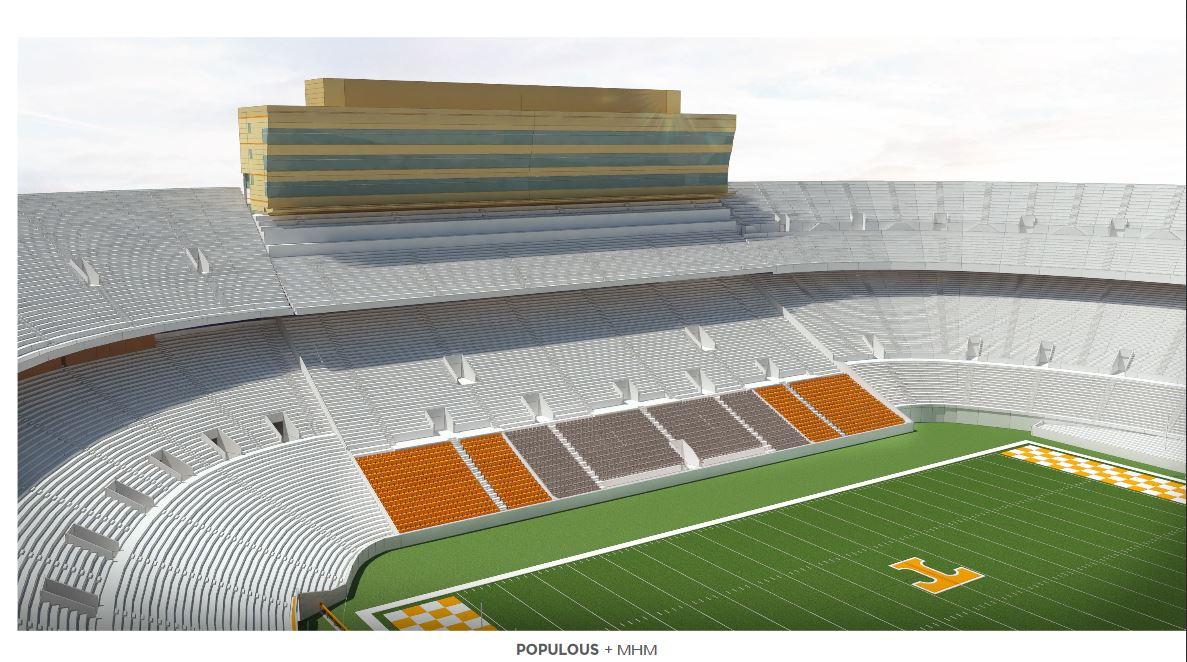 Wbir Weather And News >> wbir.com | Neyland Stadium renovation renderings