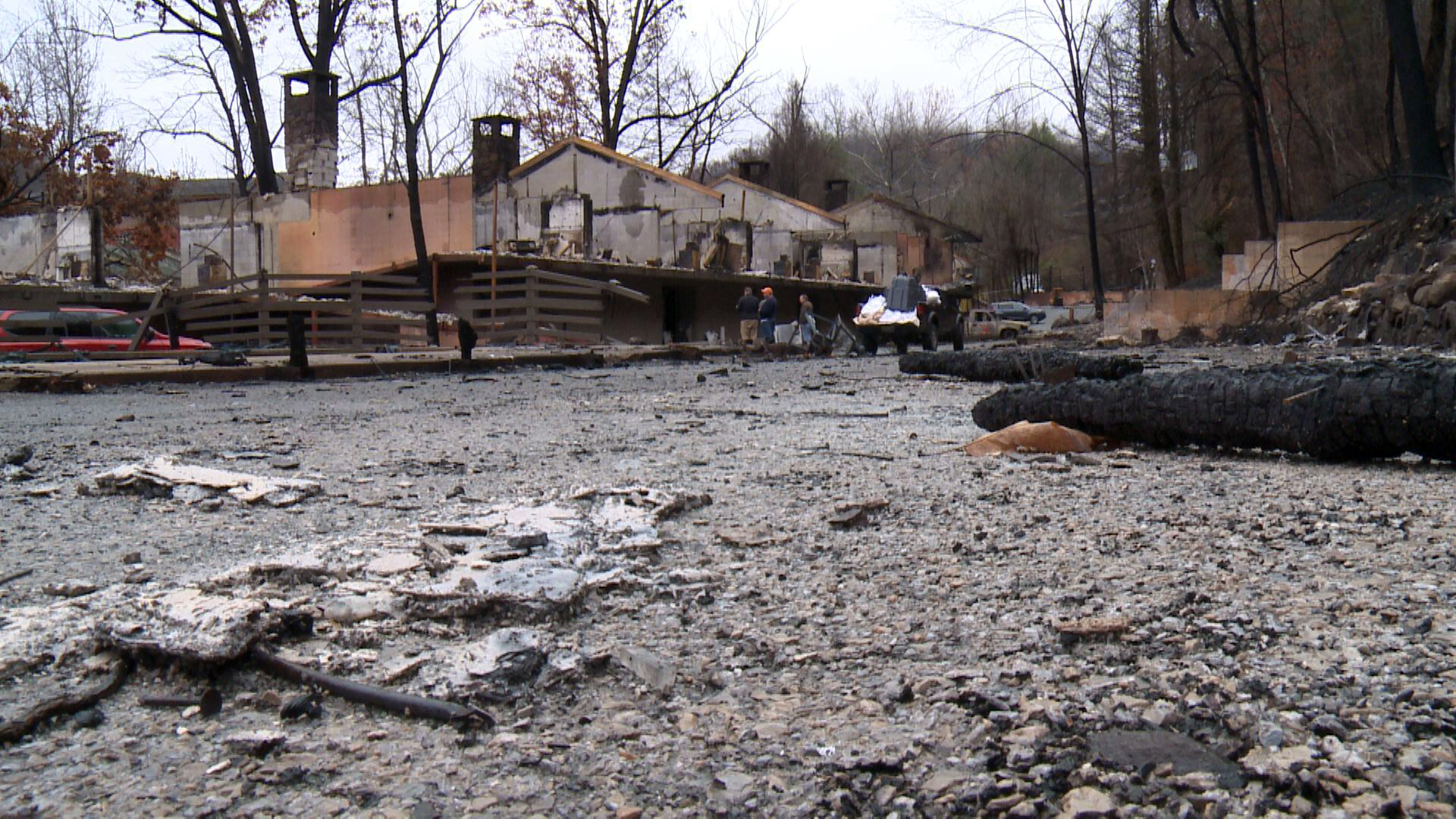 Wbir Com Riverhouse Owners Burned Twice By Fall Wildfires