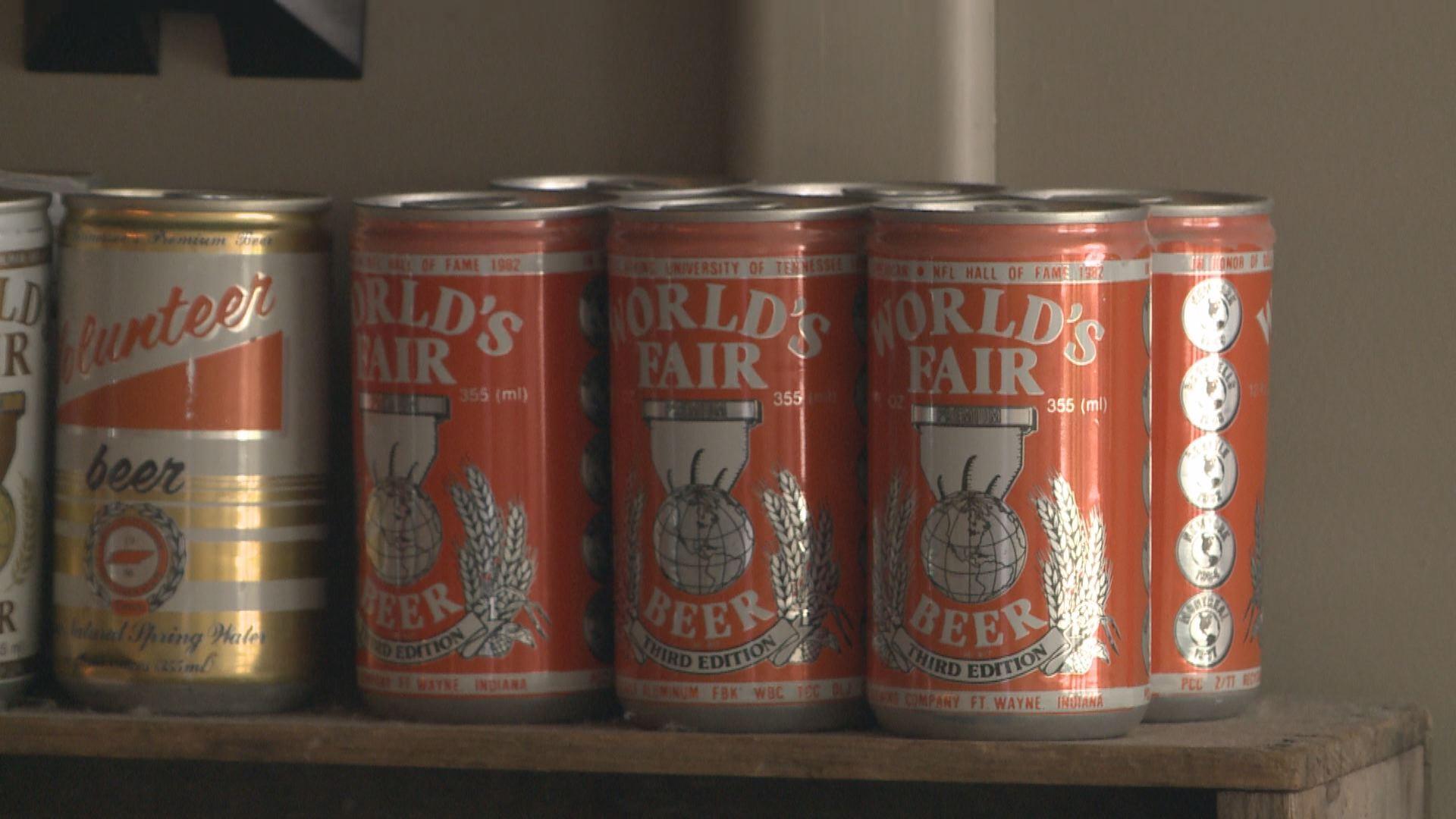 recanning the spirit of 1982 world u0027s fair beer to hit store
