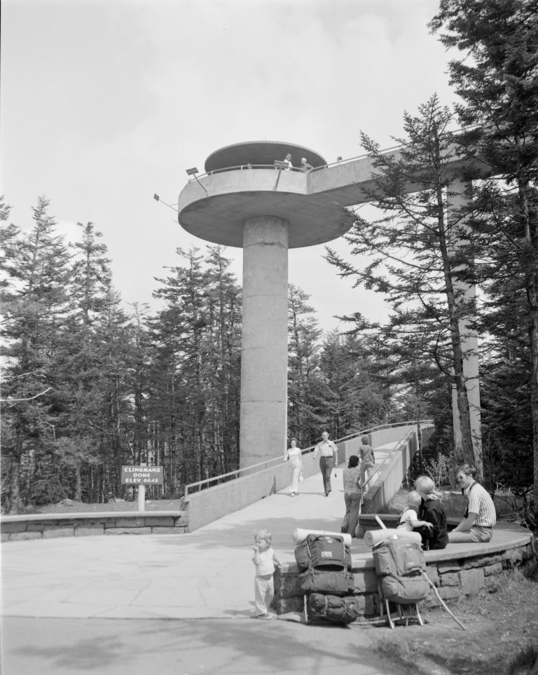 wbir.com | Clingmans Dome Observation Tower reopens for ...