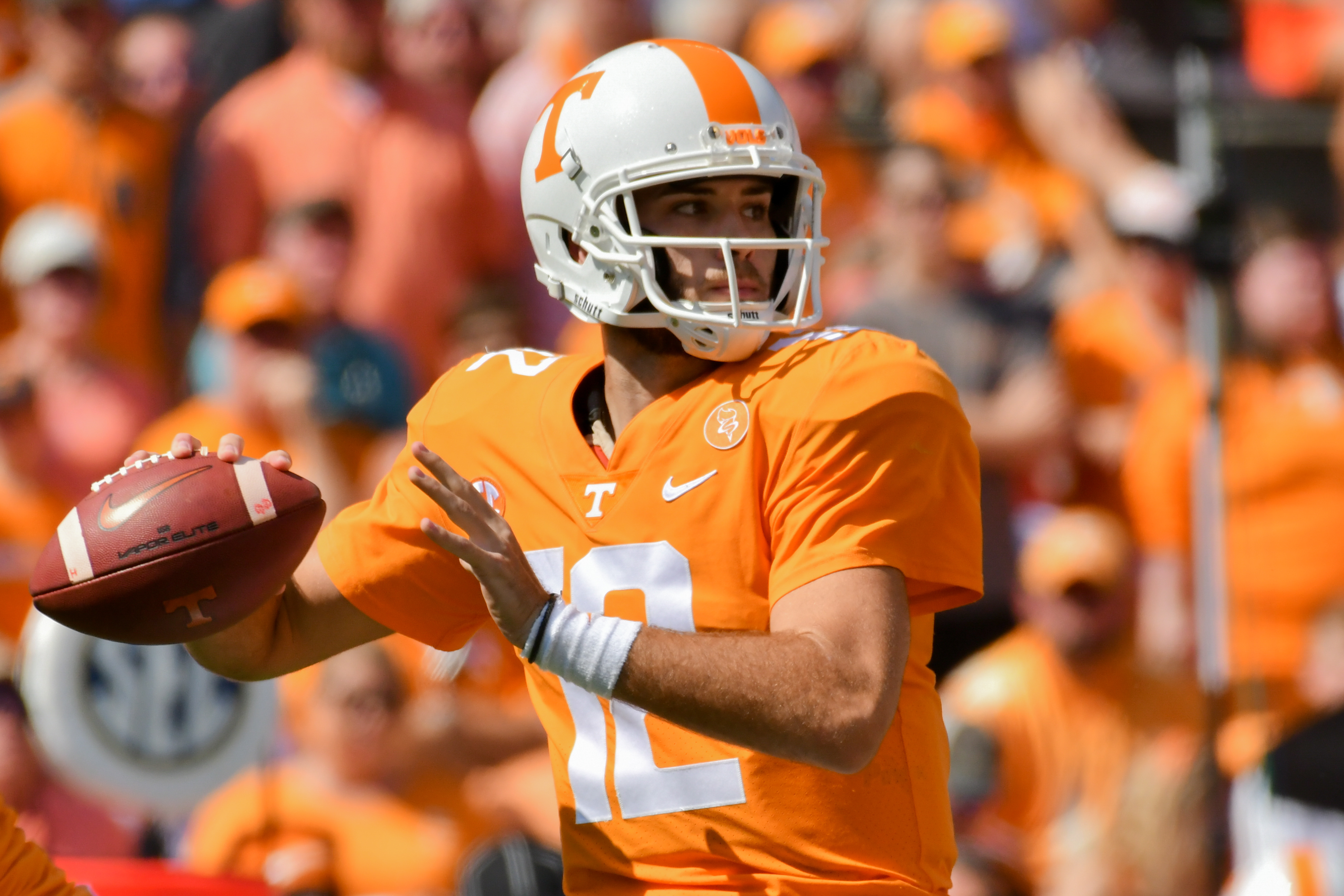 Tennessee QB Quinten Dormady plans to transfer