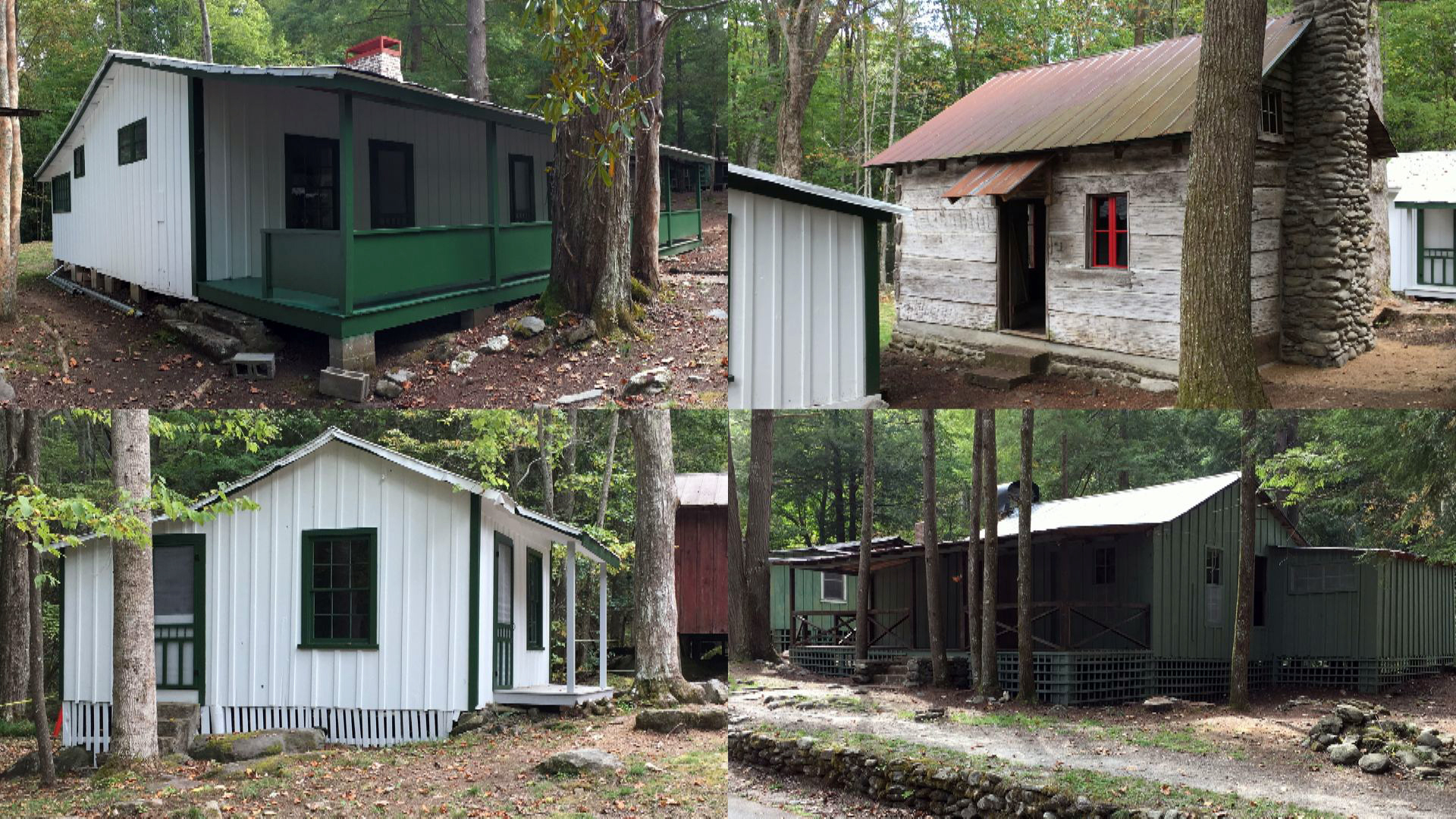Cabins To Rent In Smoky Mountains Wbir Com Four Elkmont Cabins Restored And  Open To Visitors. 100    Cabins To Rent In Smoky Mountains     Southern Serenity 1