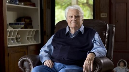 wbir.com | Billy Graham, America's Pastor, dies at 99